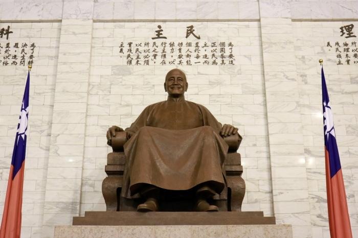 【中正紀念堂】台湾旅行 - 9 -_f0348831_21310683.jpg