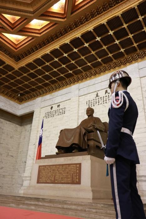 【中正紀念堂】台湾旅行 - 9 -_f0348831_21311102.jpg