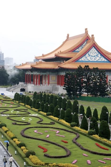 【中正紀念堂】台湾旅行 - 9 -_f0348831_21312034.jpg