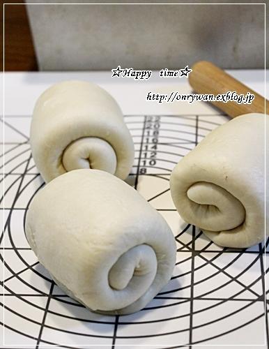 角食パンでわんぱくサンドとコーンスープ弁当♪_f0348032_17500123.jpg