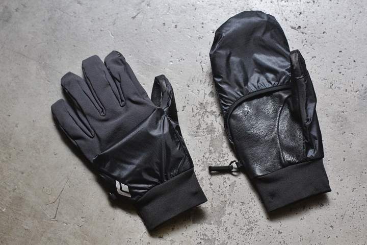 Black Diamond Wind Hood Softshell Gloves - BOZEMANのブログ