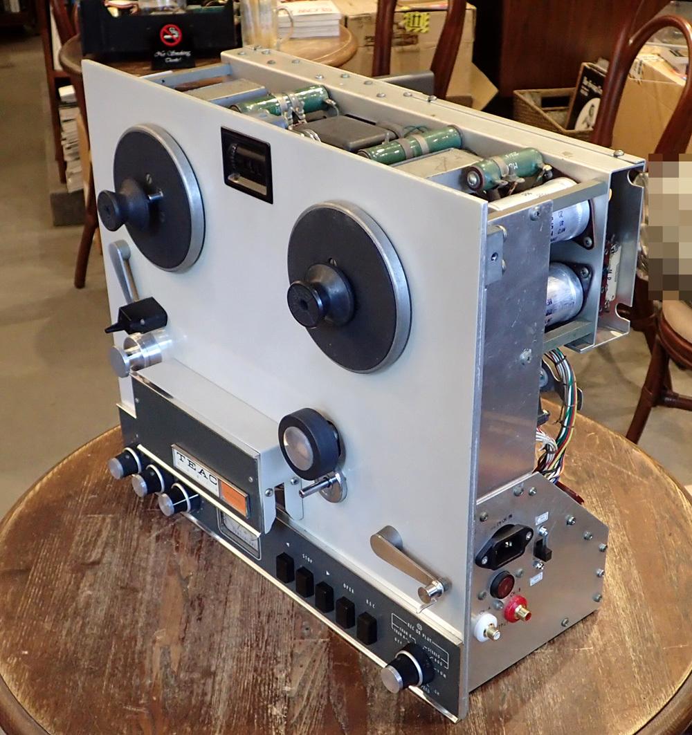 TEAC  R6000用ウッドケースを作ってみました。_b0262449_19192686.jpg