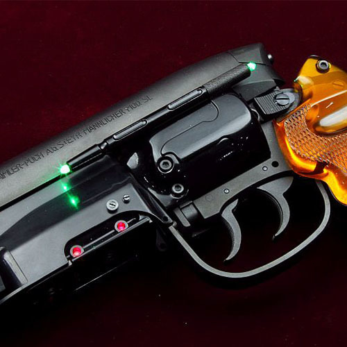 Green LED Lazer Sight for Tomenosuke Blaster_e0118156_00283366.jpg