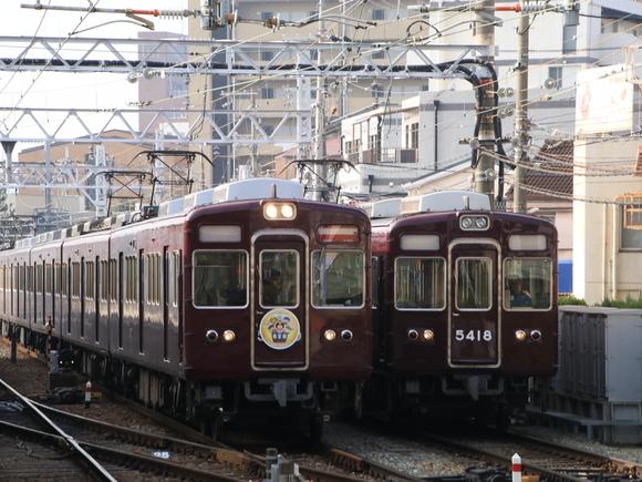 阪急5300系 七福神 看板車_d0202264_11412057.jpg