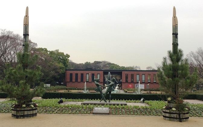 福岡の門松。_e0086881_21280798.jpg
