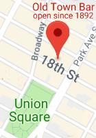 NYを代表する1892年創業の老舗の名店、オールド・タウン・バー(Old Town Bar)_b0007805_10375599.jpg
