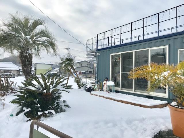 """雪が降ったら・・雪だるま ⛄ 太田市・足利市近郊外構工事           \""""Garden Flow\""""にて_e0361918_16165482.jpg"""