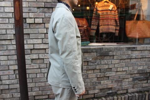"melple 別注 \""TOMCAT コーデュロイ 3B JKT & PANTS\"" SET-UP ご紹介_f0191324_08172006.jpg"
