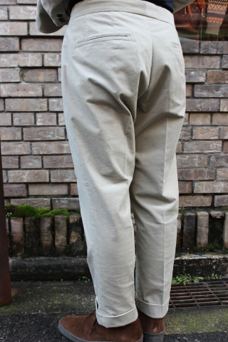 "melple 別注 \""TOMCAT コーデュロイ 3B JKT & PANTS\"" SET-UP ご紹介_f0191324_08180444.jpg"