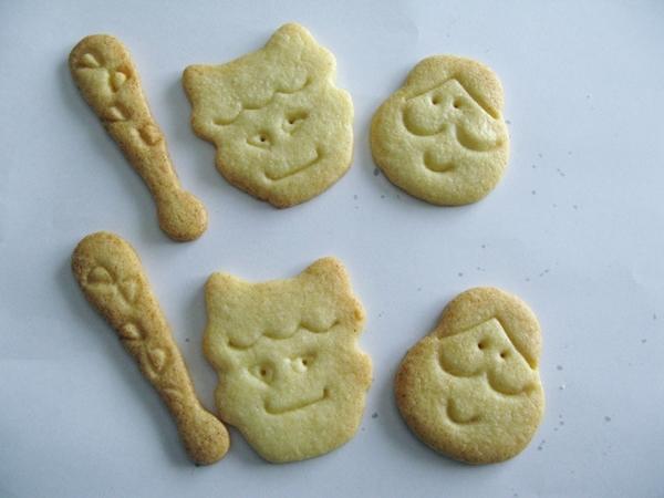 手づくりクッキー型 その2_f0129726_19391040.jpg