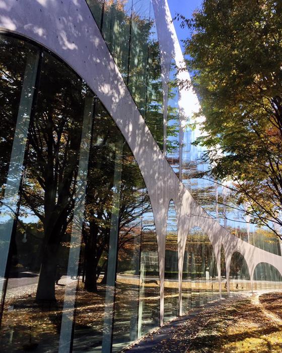 多摩美術大学 八王子図書館(+スタジオ) / iPhone 6_c0334533_20581529.jpg