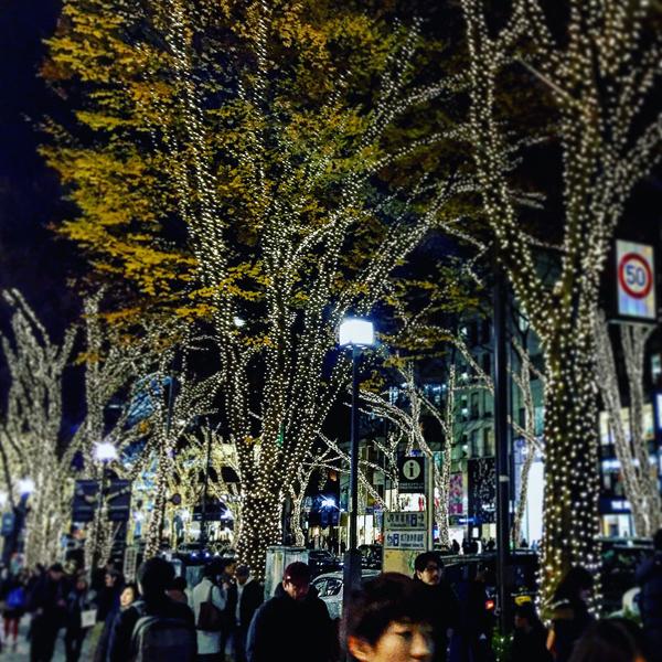 渋谷区神宮前 / iPhone6_c0334533_23413347.jpg