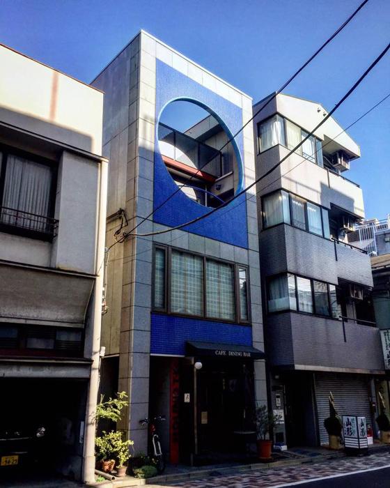 渋谷区西原 / iPhone6_c0334533_23515521.jpg