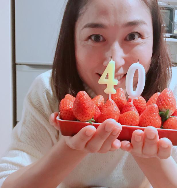頂いた命、頂いた力、そしてたくさんの愛に感謝して〜40歳になりました(*´꒳`*)_b0199244_22274599.jpg