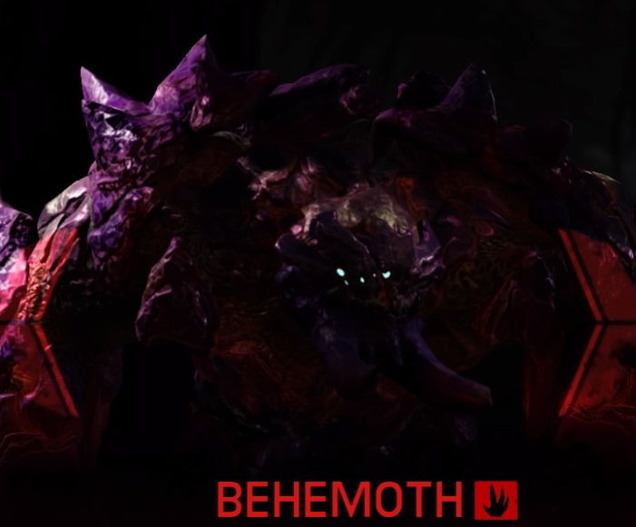 ゲーム「EVOLVE Behemoth vs Hunter」_b0362459_12542925.jpg