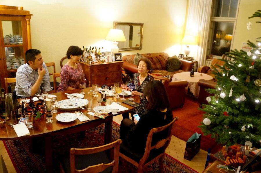 クリスマス晩餐2017_c0180686_02220901.jpg