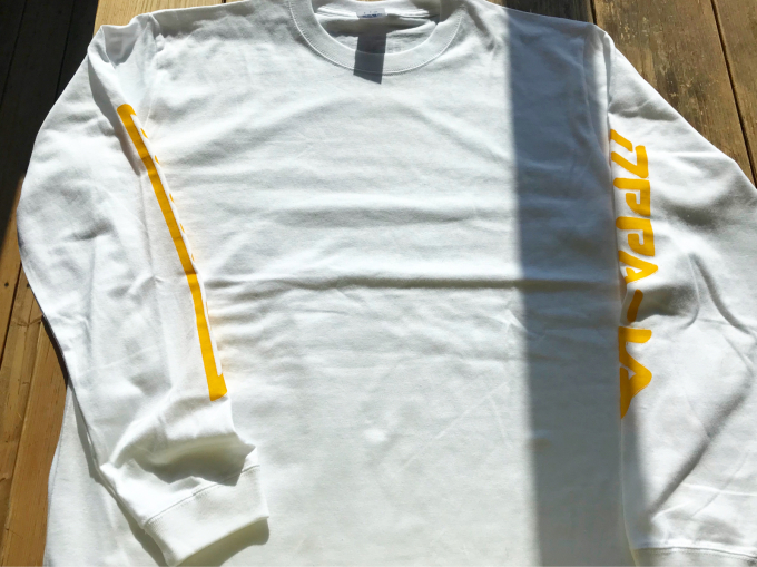江の島オッパーラ手刷りロングスーブTシャツandジップ・パーカーをオンラインSHOPにUPします🍀🍀🍀_d0106911_14180652.jpg