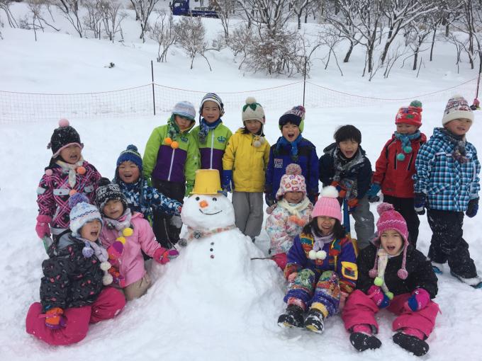 雪遊びに行きました♫_b0117125_15055550.jpg