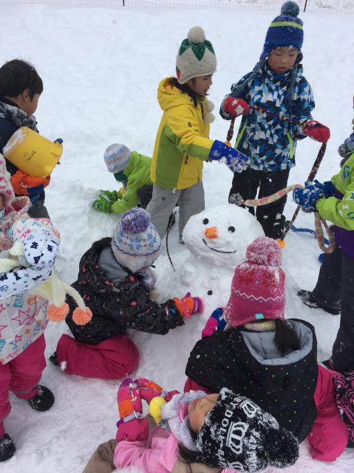 雪遊びに行きました♫_b0117125_16060158.jpg