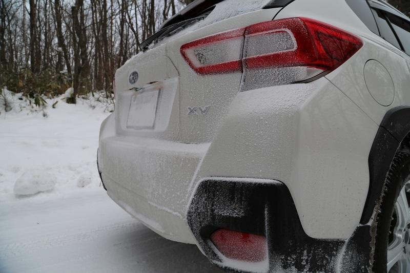 スバルXVの卓越した雪上性能_f0076731_20120836.jpg