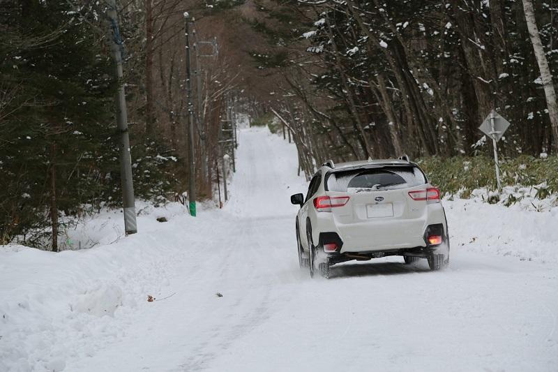 スバルXVの卓越した雪上性能_f0076731_20123137.jpg
