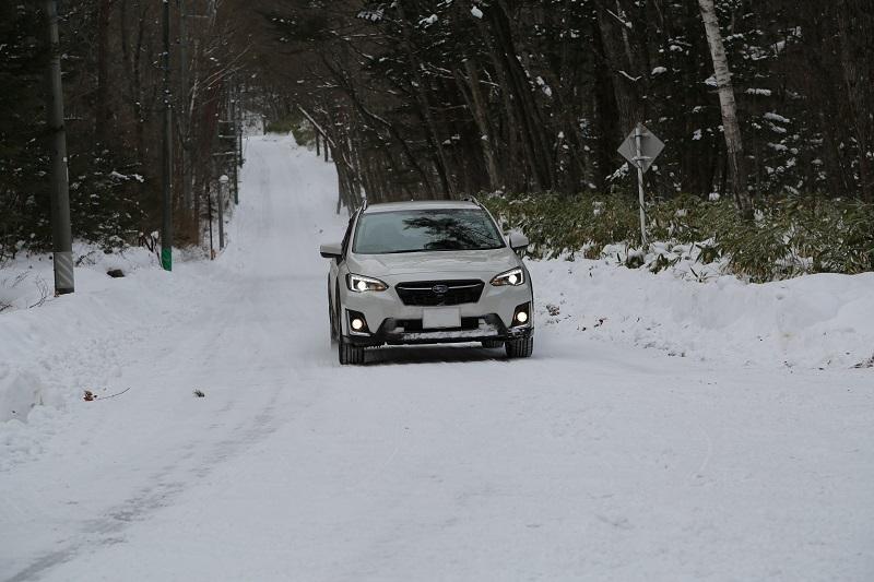 スバルXVの卓越した雪上性能_f0076731_20132681.jpg