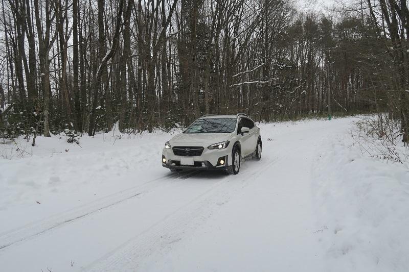 スバルXVの卓越した雪上性能_f0076731_20142290.jpg