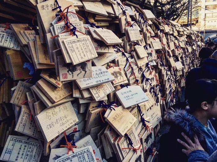 湯島天満宮 / iPhone6_c0334533_19355521.jpg
