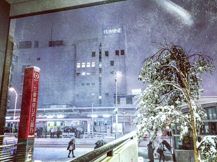 荻窪駅南口 / iPhone6_c0334533_20074987.jpg