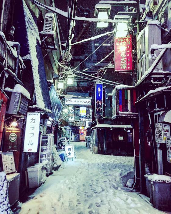 中野区中野 / iPhone6_c0334533_20474141.jpg