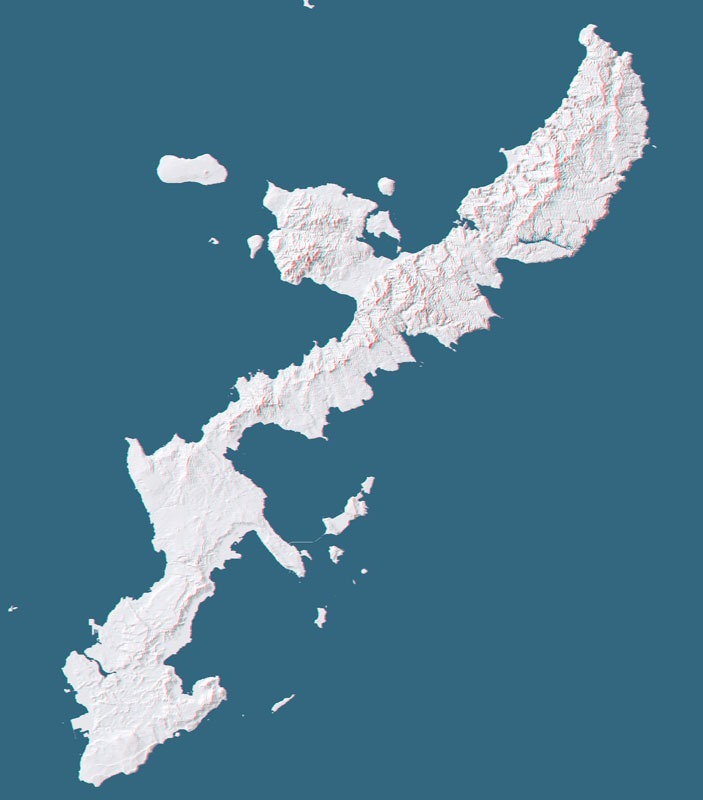 地形を見て県名を当てられるのは、北海道、青森、ぎり沖縄_d0061678_15274367.jpg