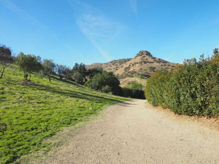 贅沢なSunday Hiking@El Escopin Park_e0183383_10581785.jpg