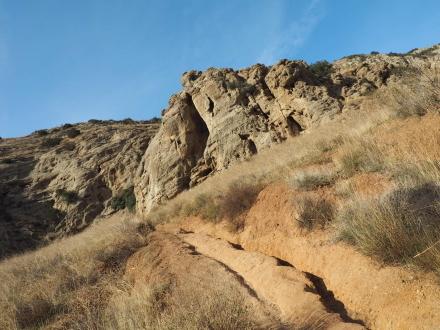 贅沢なSunday Hiking@El Escopin Park_e0183383_11031829.jpg