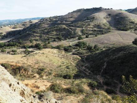 贅沢なSunday Hiking@El Escopin Park_e0183383_11084408.jpg