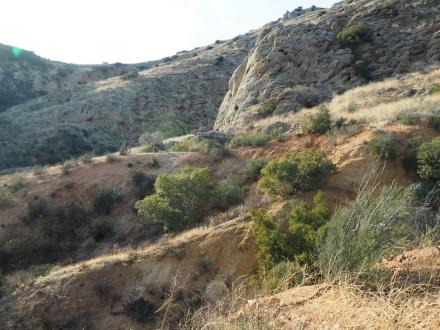 贅沢なSunday Hiking@El Escopin Park_e0183383_11325843.jpg