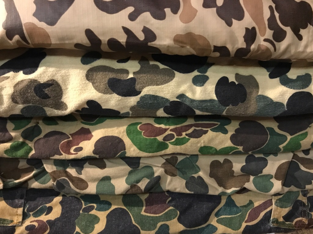 神戸店1/27(土)スーペリア入荷! #5 Duck Hunter Camo! Tiger Stripe Camo!!!_c0078587_14431484.jpg