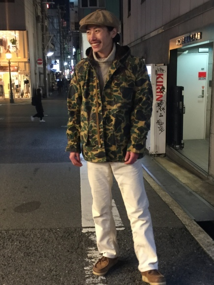 神戸店1/27(土)スーペリア入荷! #5 Duck Hunter Camo! Tiger Stripe Camo!!!_c0078587_21042843.jpg