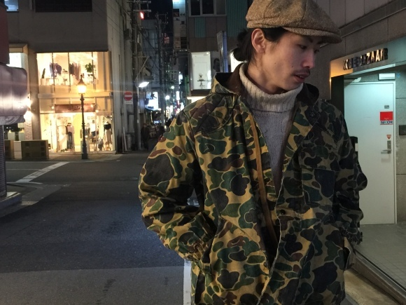 神戸店1/27(土)スーペリア入荷! #5 Duck Hunter Camo! Tiger Stripe Camo!!!_c0078587_21060226.jpg