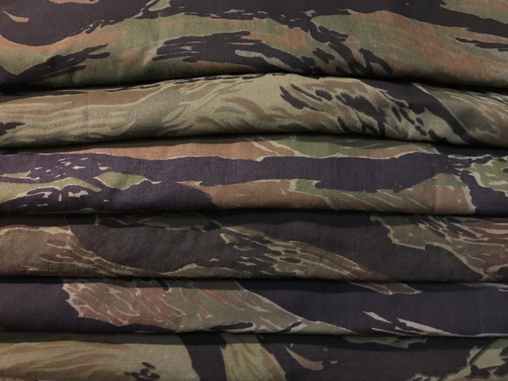 神戸店1/27(土)スーペリア入荷! #5 Duck Hunter Camo! Tiger Stripe Camo!!!_c0078587_21184973.jpg