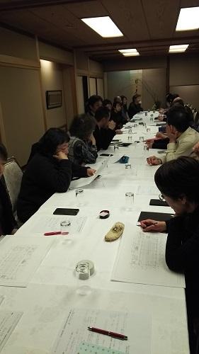 1月25日L'AVENIR出演団体代表者及び関係者会議がありました。_a0327601_14023373.jpg