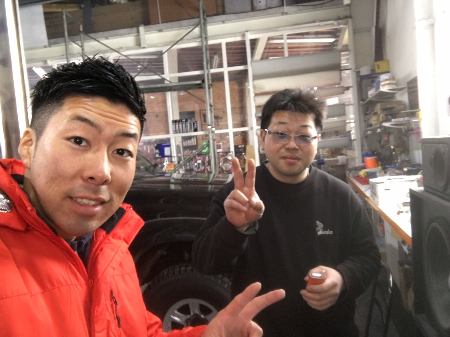 1月25日(金)トミーベース カスタムブログ☆ヴェルファイア ハマー ハイエース 様々な車種取り扱っています☆_b0127002_11143186.jpg