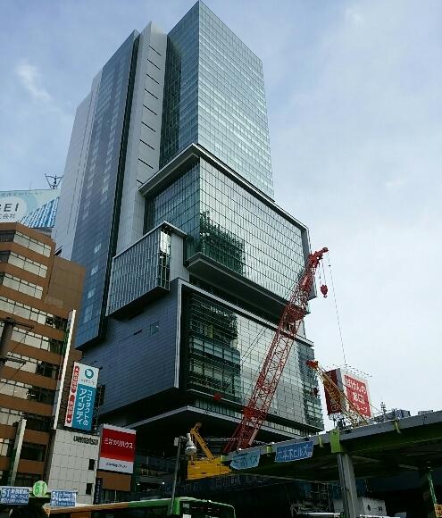 渋谷ヒカリエ_f0255704_23312157.jpg