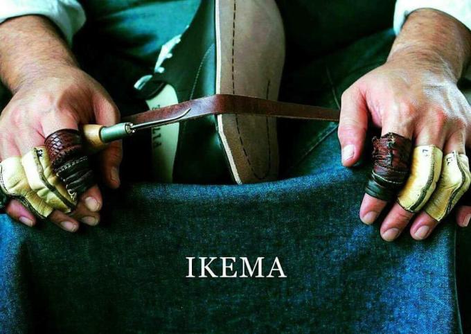 """宮古島から山口の山郷深くに移住してハンドメイドの靴を創る\"""" IKEMA \"""" 靴の受注会を2/16〜2/18 江の島オッパーラで開かれます👞👞_d0106911_16552877.jpg"""