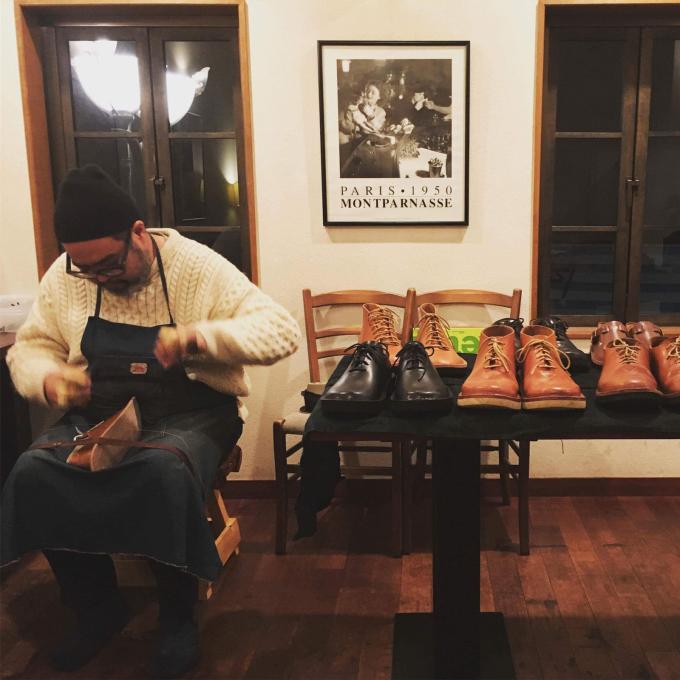 """宮古島から山口の山郷深くに移住してハンドメイドの靴を創る\"""" IKEMA \"""" 靴の受注会を2/16〜2/18 江の島オッパーラで開かれます👞👞_d0106911_16564413.jpg"""