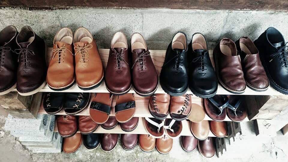 """宮古島から山口の山郷深くに移住してハンドメイドの靴を創る\"""" IKEMA \"""" 靴の受注会を2/16〜2/18 江の島オッパーラで開かれます👞👞_d0106911_16571480.jpg"""