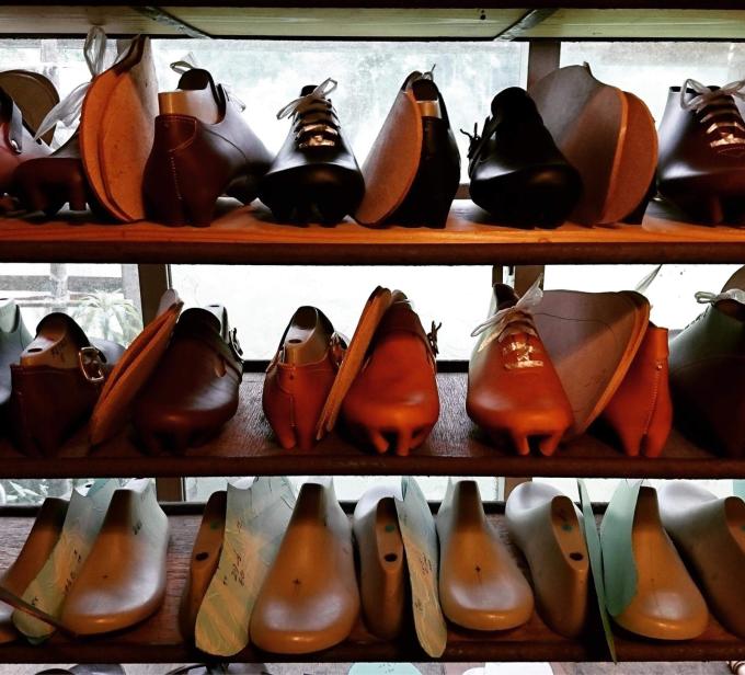 """宮古島から山口の山郷深くに移住してハンドメイドの靴を創る\"""" IKEMA \"""" 靴の受注会を2/16〜2/18 江の島オッパーラで開かれます👞👞_d0106911_16571680.jpg"""