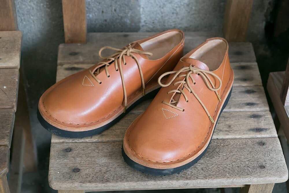 """宮古島から山口の山郷深くに移住してハンドメイドの靴を創る\"""" IKEMA \"""" 靴の受注会を2/16〜2/18 江の島オッパーラで開かれます👞👞_d0106911_16571818.jpg"""