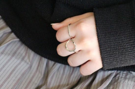 omom silver ring_b0165512_15211692.jpg