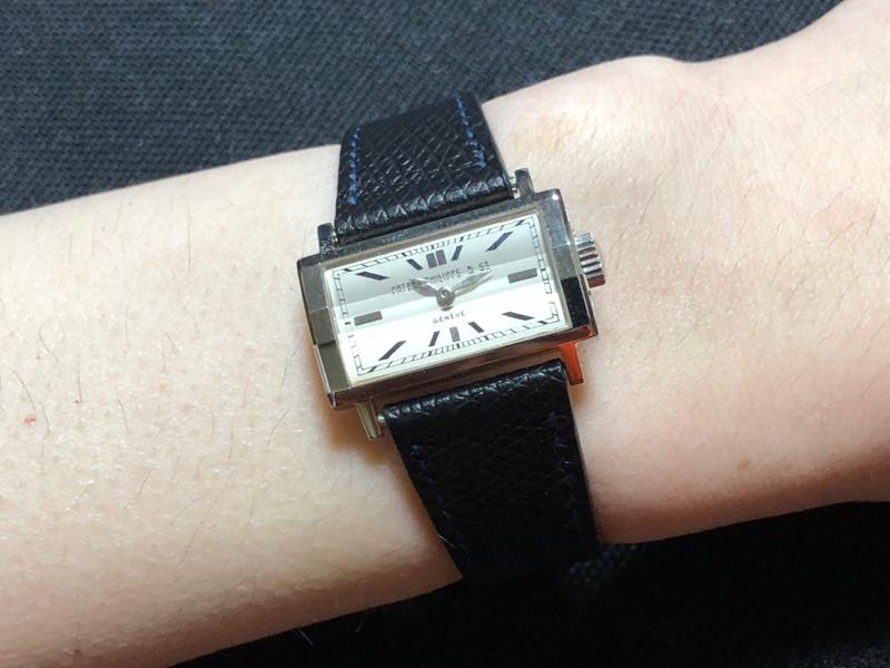 An old driver's watch ref.139WG_c0128818_17351803.jpg