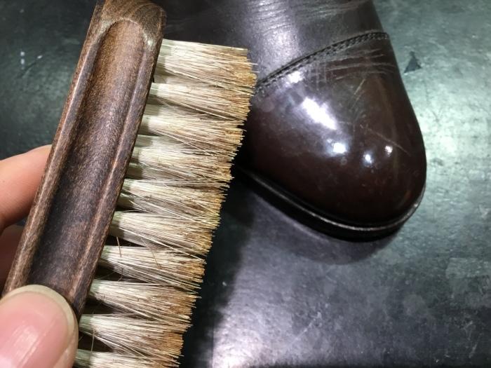 古くなった鏡面磨きを落とす方法_b0226322_13021158.jpg